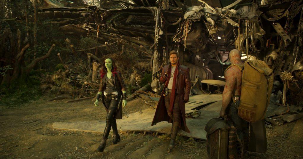 Ya puedes ver la premiere de 'Guardianes de la Galaxia Vol. 2' aquí