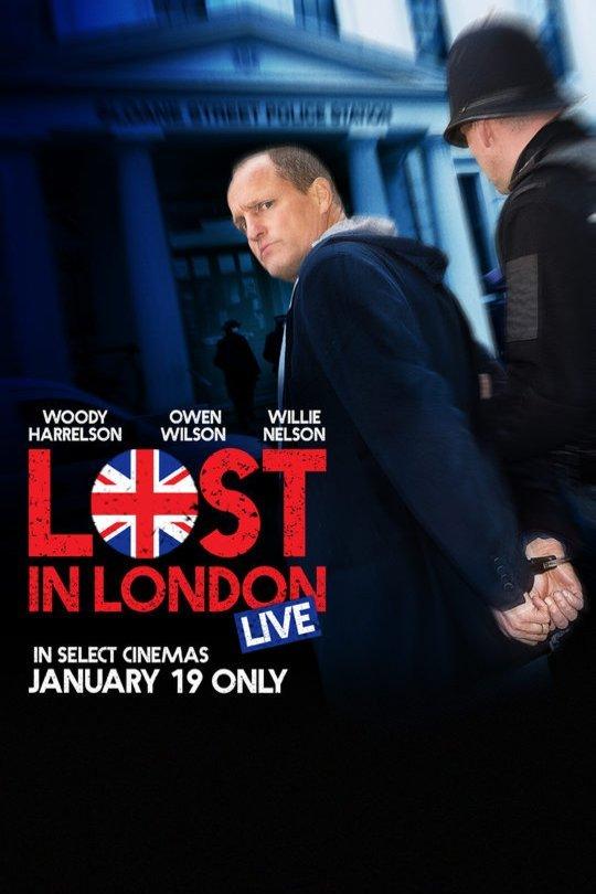 LOST IN LONDON, trailer