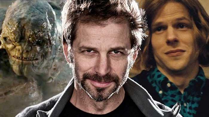 El final del oscuro reinado de Zack Snyder en el universo cinematográfico de DC Comics llegará después de la 'Liga de la Justicia'.
