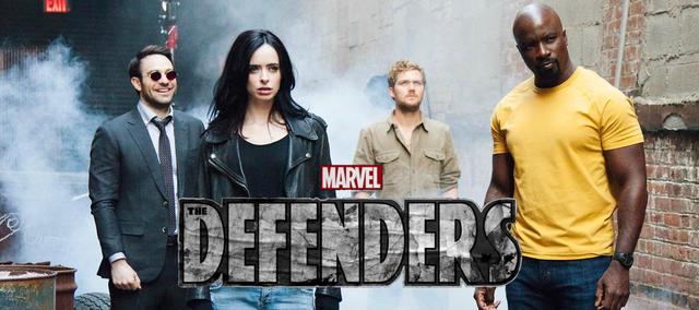 Filtrada una escena completa de 'The Defenders' (Netflix)