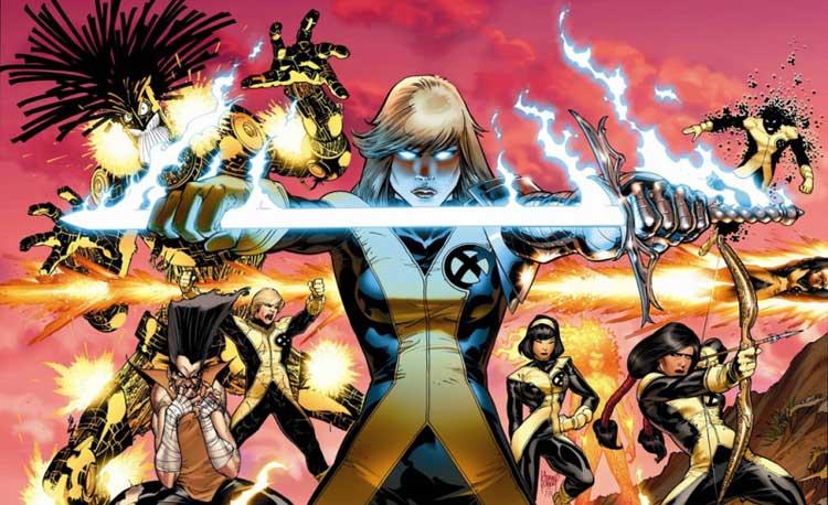 nuevos mutantes marvel