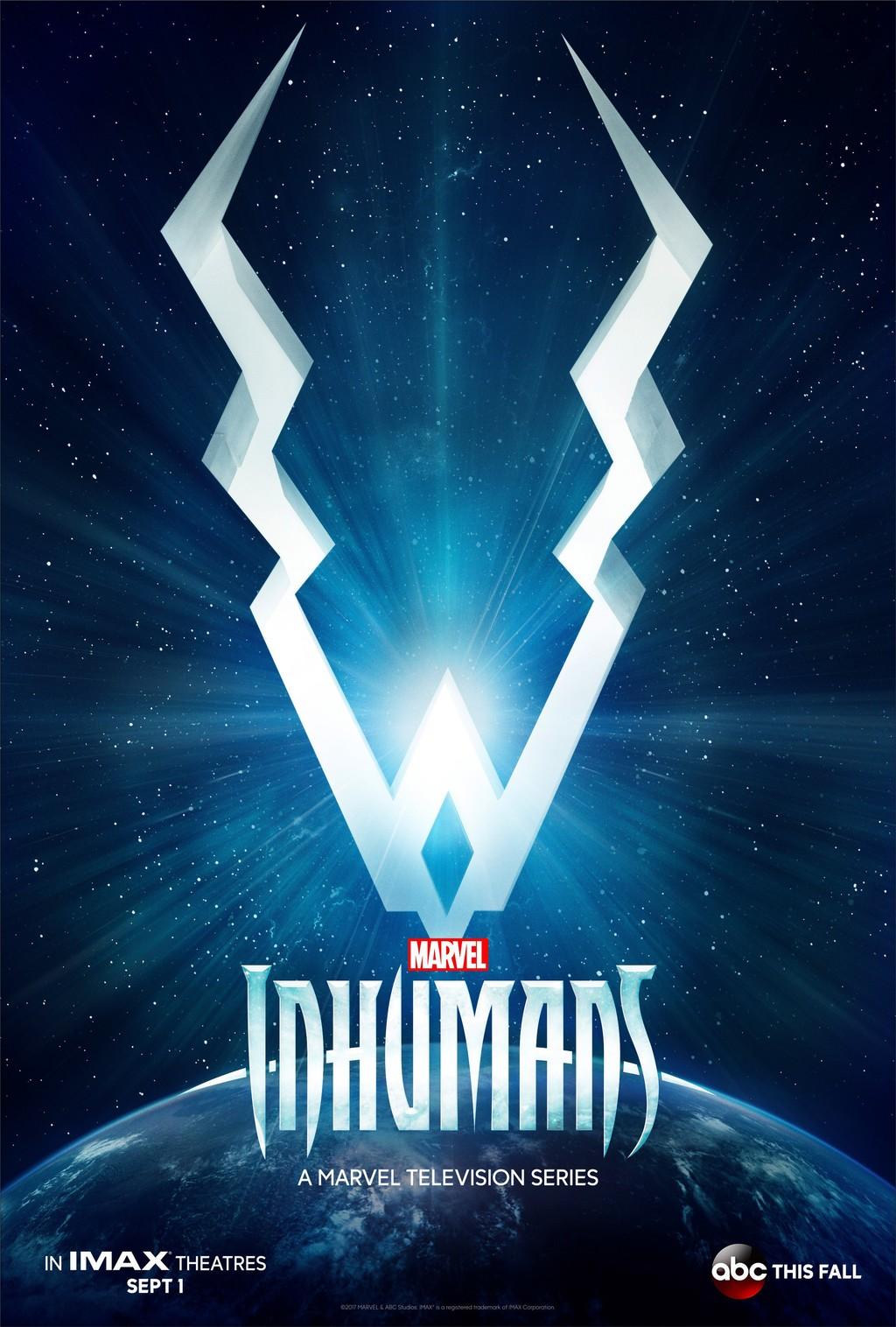 Poster Inhumans