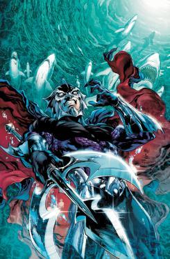 Portada de Aquaman #14