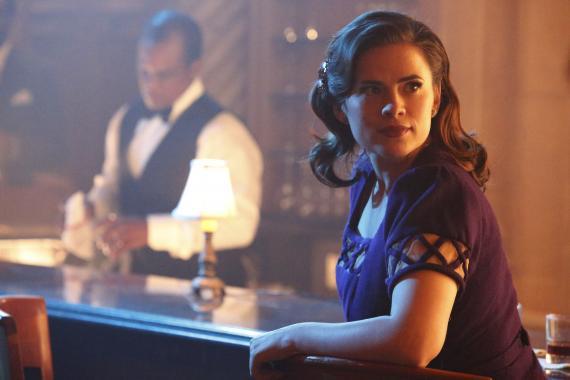 Imagen episodio 2x02: A View in the Dark, de la segunda temporada de Agente Carter