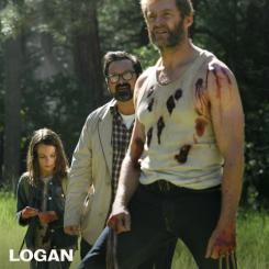 Imagen del set de Logan (2017)