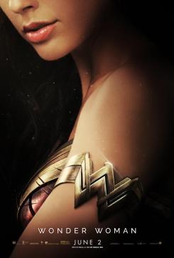 Poster de Wonder Woman (2017)
