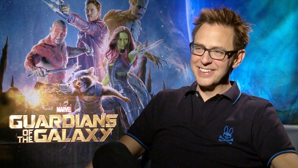 """James Gunn: """"Puede que ya haya personajes gays en las pelis de Marvel"""""""