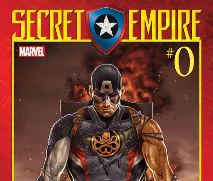 Capitán Hydra en 'Secret Empire' (0)