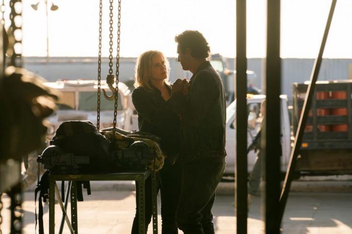 Imagen de la tercera temporada de Fear The Walking Dead