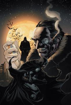 El Pingüino en la imagen del cómics Detective #13
