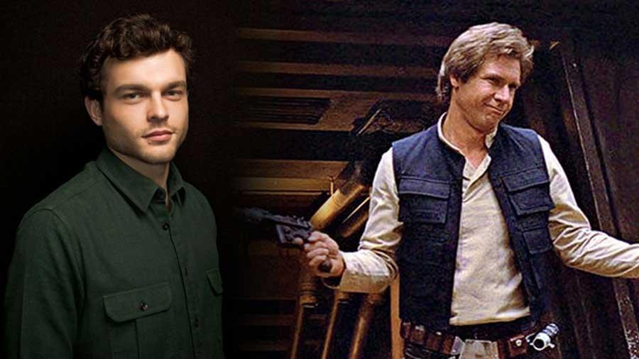 Han Solo - Alden Ehrenreich