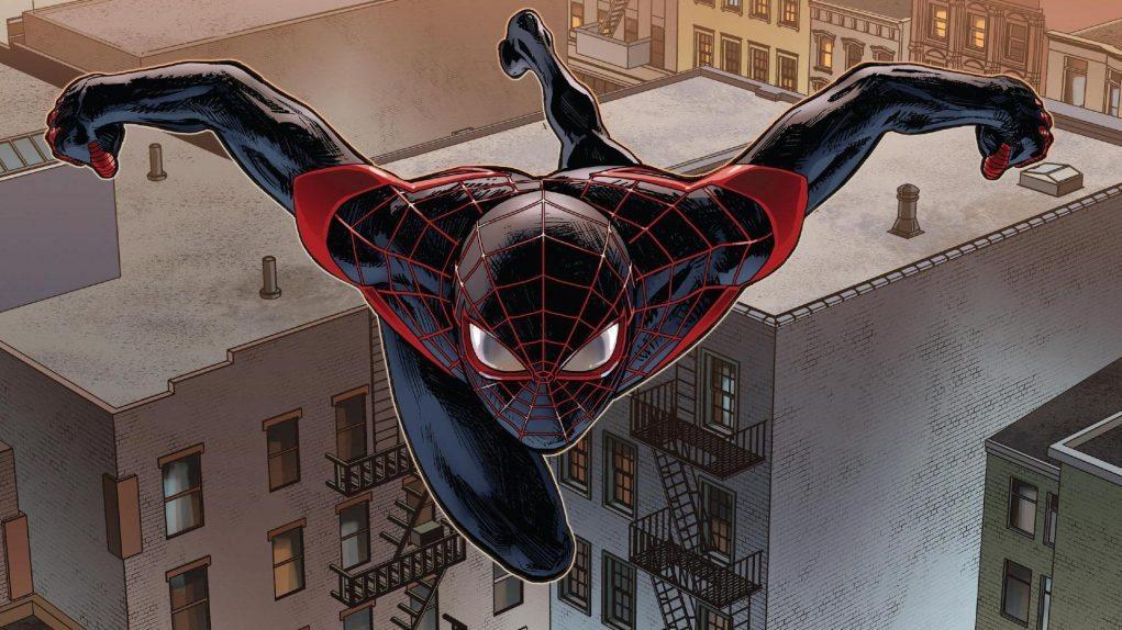 películas de Marvel - 'Spider-Man: Miles Morales'