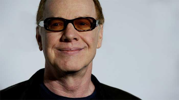 Danny Elfman La liga de la Justicia