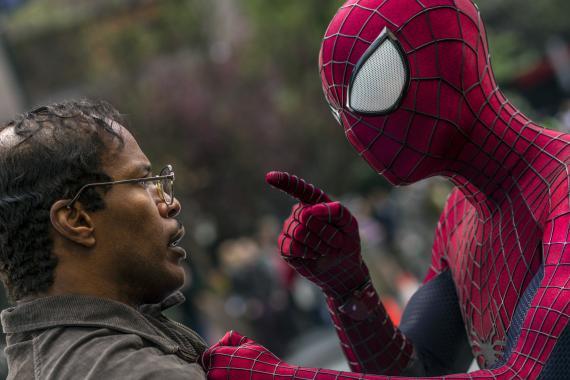 Imagen de The Amazing Spider-Man 2 (2014)
