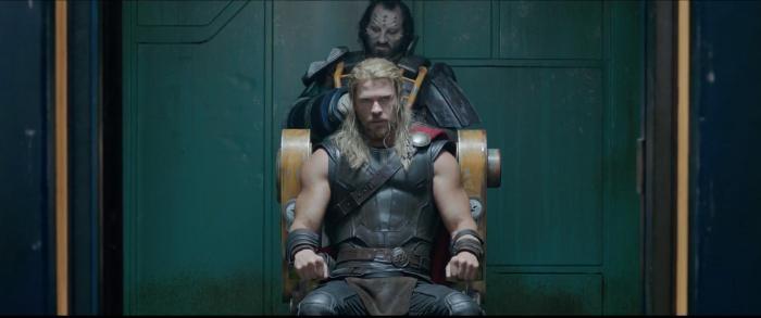 Captura del trailer de Thor: Ragnarok (2017)