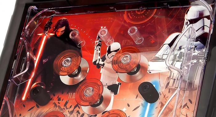 Promo art de Star Wars: The Last Jedi (2017)