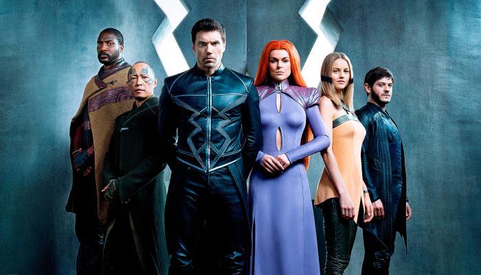 Imagen promocional de The Inhumans (2017)