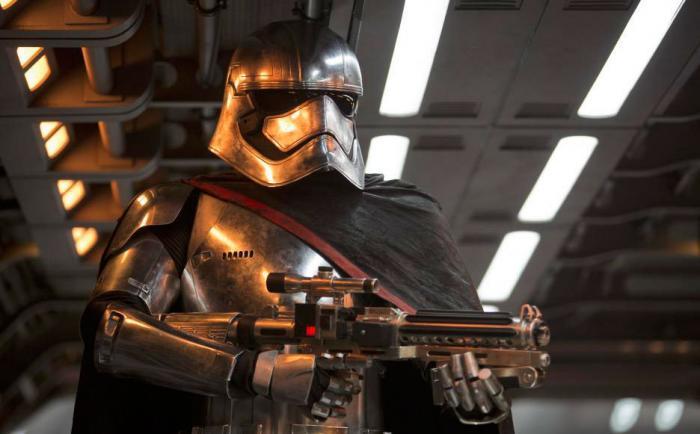 Imagen de Star Wars: El Despertar de la Fuerza (2015), Captain Phasma