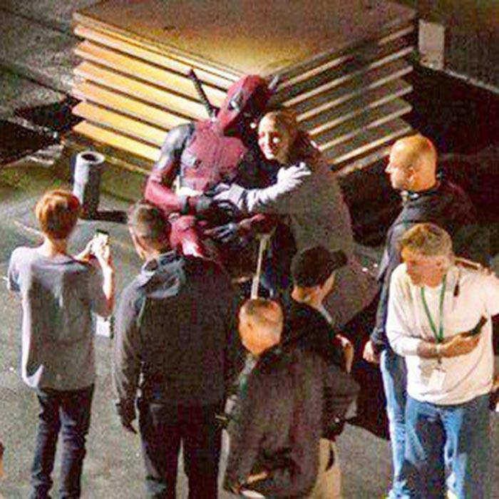 Rodaje de Deadpool 2