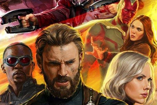Duración de Vengadores: Infinity War
