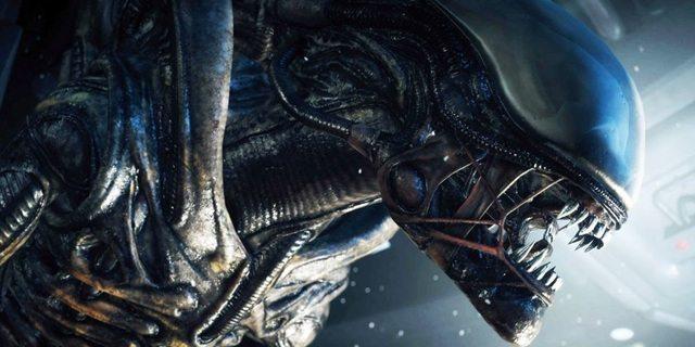 Blu-ray de 'Alien: Covenant'