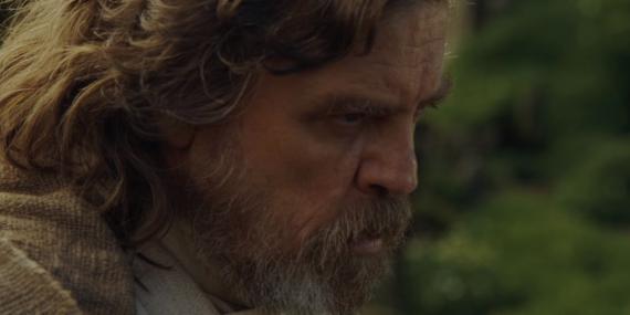 Imagen de Star Wars: Episodio VIII (2017), Luke Skywalker
