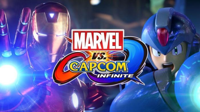 Imagen promocional de Marvel vs. Capcom: Infinite (2017)