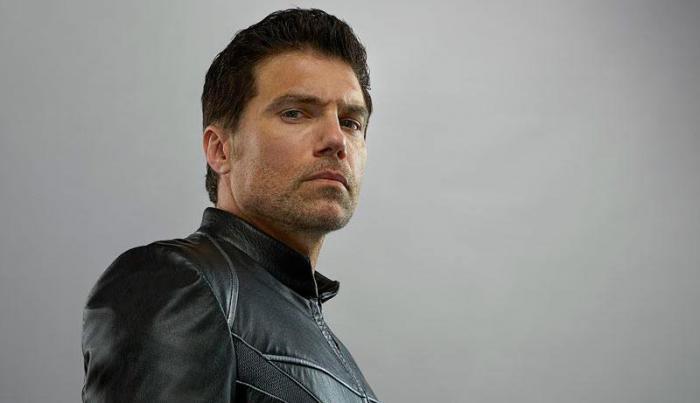 Imagen promocional de la primera temporada de Inhumans (2017), Black Bolt