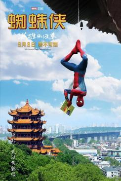 Poster de Spider-Man: Homecoming (2017) para China