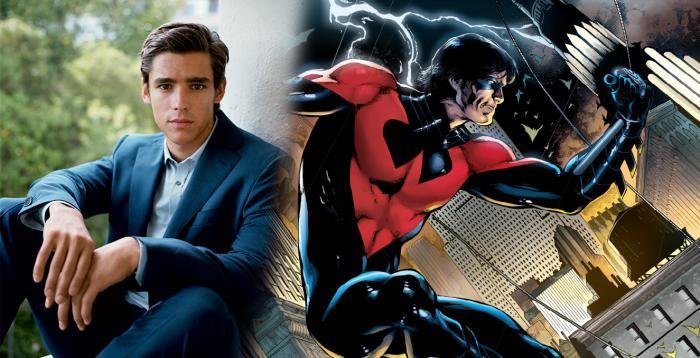 Brenton Thwaites es Nightwing en Titans