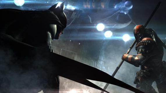 Imagen del juego Batman: Arkham Origins (2013)