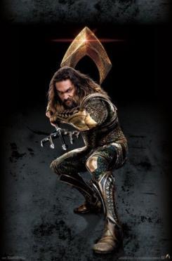Imagen promocional de Justice League (2017), Aquaman