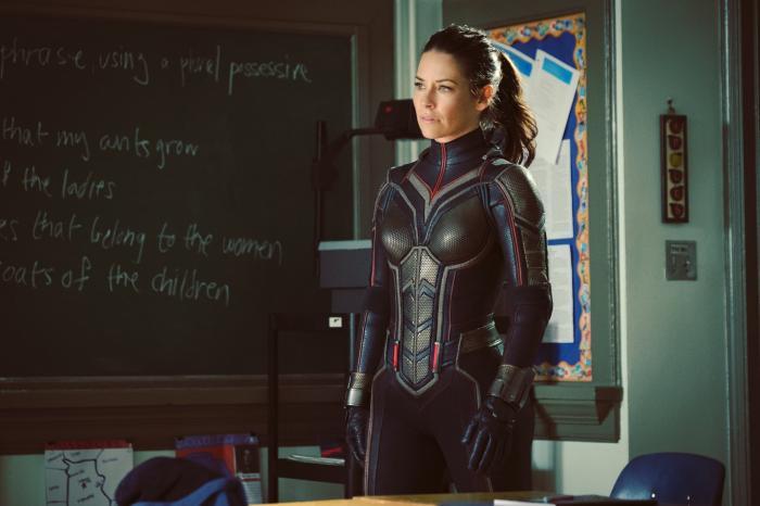 Imagen de Ant-Man and The Wasp (2018), Hope Van Dyne / Avispa / Wasp