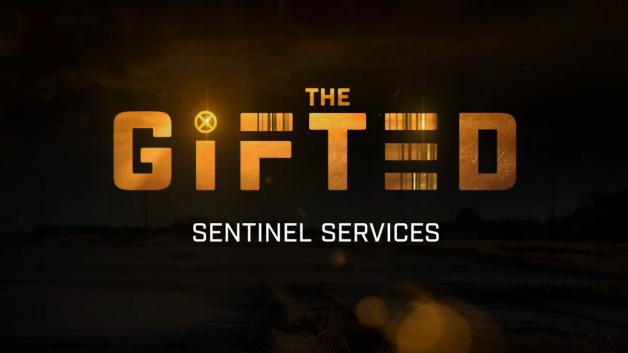 Imagen promocional del Servicio Centinela en The Gifted