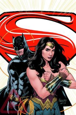 Portada alternativa de Action Comics #991, por Yanick Paquette