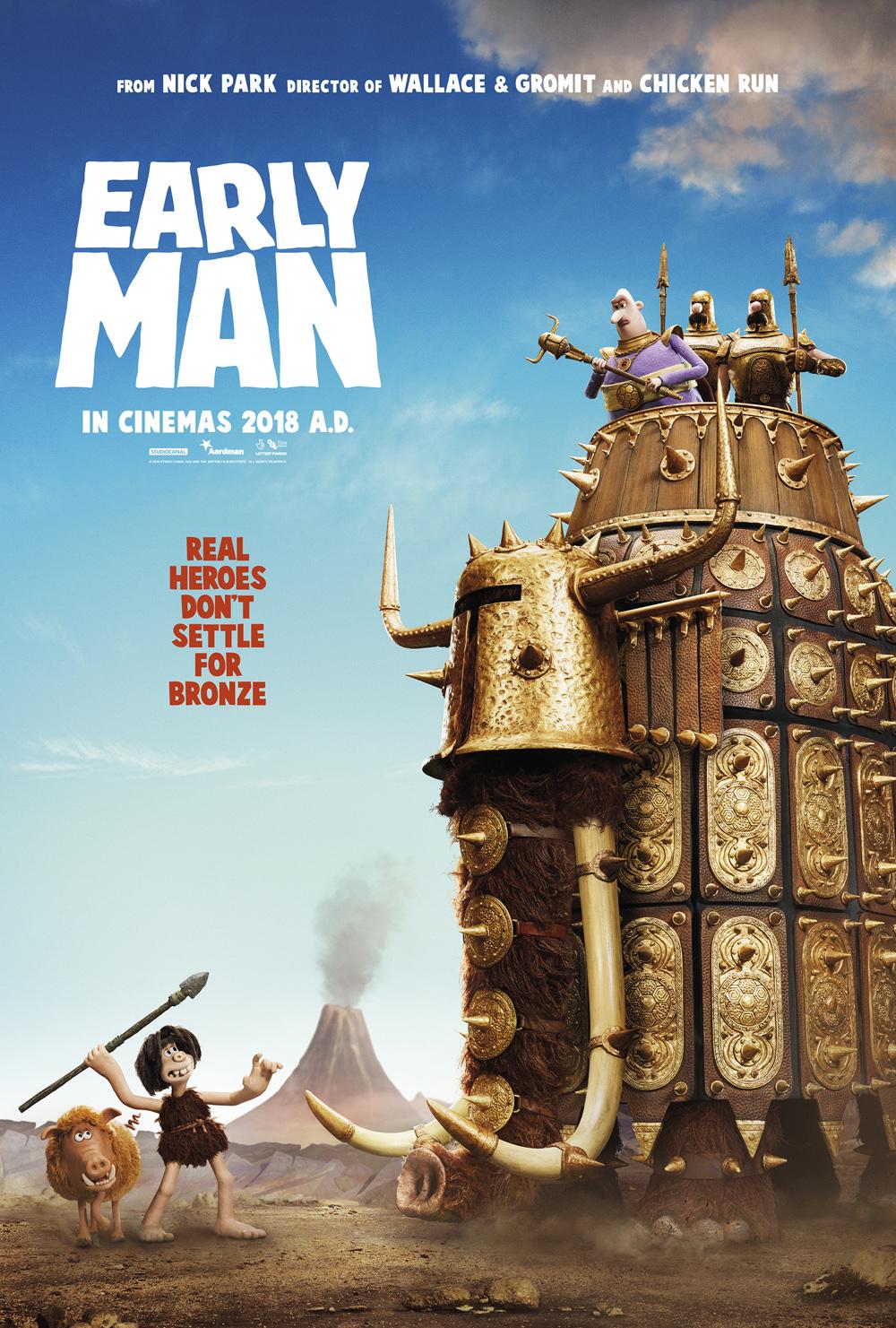 MammothEarly-Man