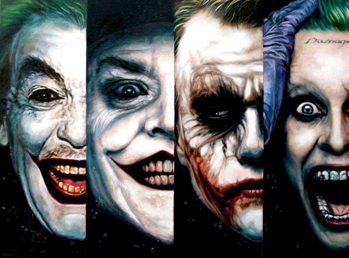 Todos los Joker de la historia