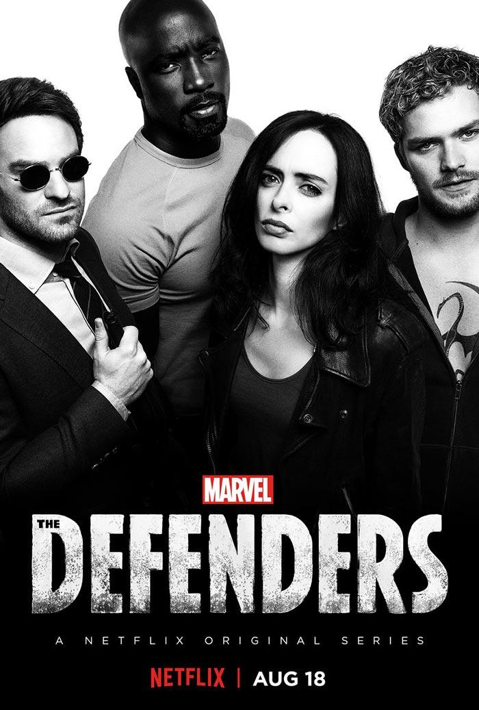 Universo Marvel de Netflix