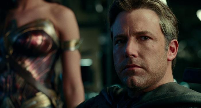 Captura del trailer final de Justice League / Liga de la Justicia (2017), Bruce Wayne / Batman