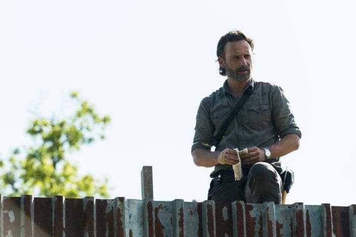 Imagen de The Walking Dead 8x01: Mercy