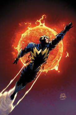 Imagen portada alternativa de Legendary Star-Lord #1, por Ryan Stegma