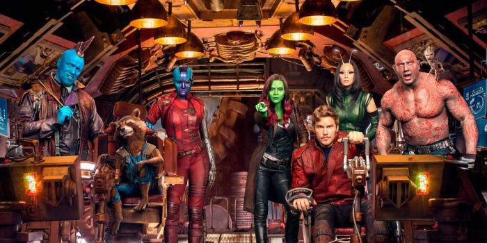 Imagen promocional de Guardianes de la Galaxia Vol. 2 (2017)