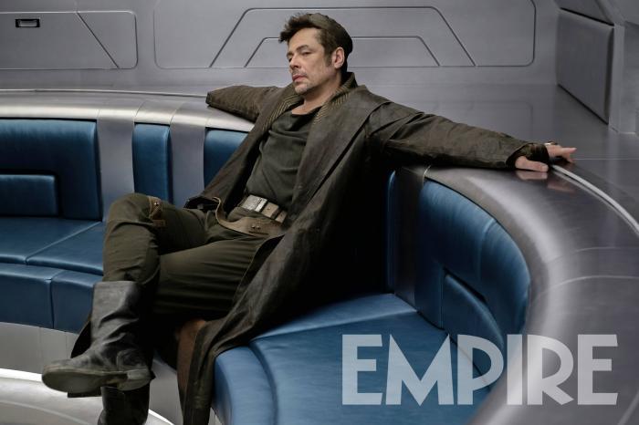 Imagen de DJ en Star Wars: Los últimos Jedi (2017)
