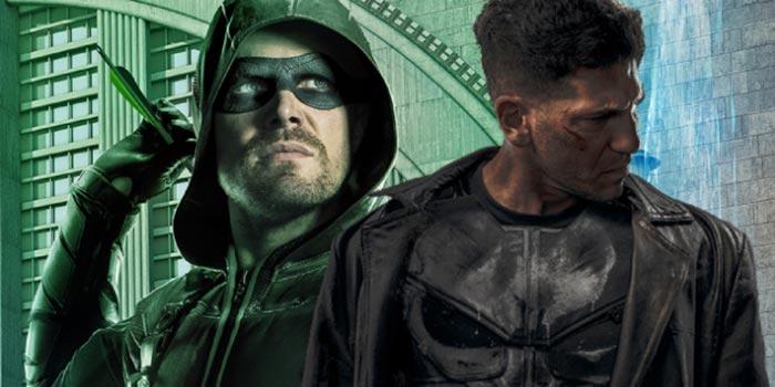 Arrow vs The Punisher