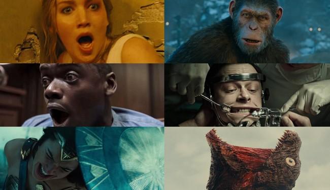 Momentos del cine de 2017