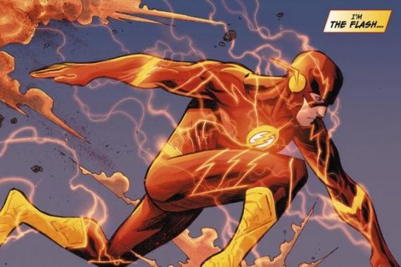 Flash en los cómics DC