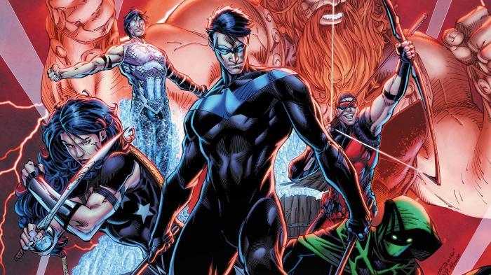 Imagen de Titans #1