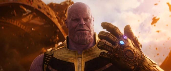 Captura del primer teaser trailer de Vengadores: Infinity War (2018)