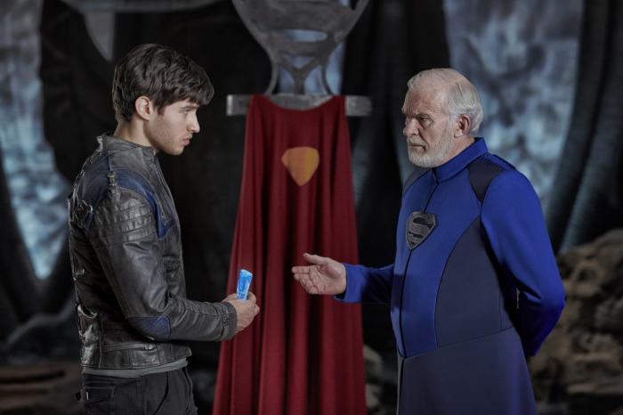 Imagen de la primera temporada de Krypton (2018 - ?)