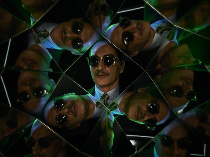 Imagen promocional de la segunda temporada de Legion (2018)